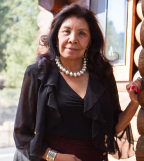Octaviana Trujillo Ph.D.